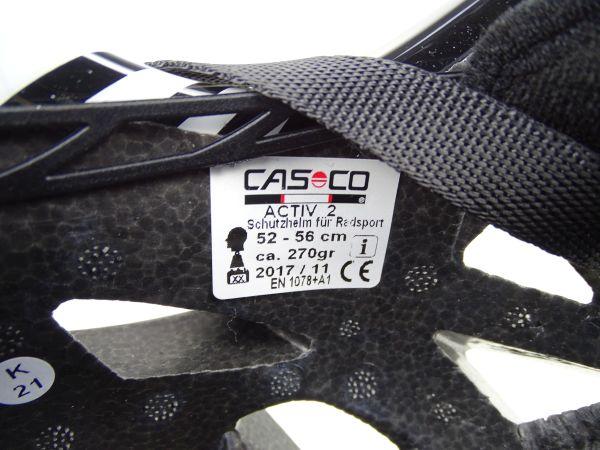 Casco Activ 2 Test Prüfnorm